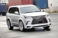 Тюнинг обвес Lexus LX570 2008-2016, Lexus GX460 2010-2016, Lexus RX350 2010-2016, Lexus NX200 2014-2016.