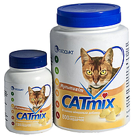 """CATMIX"" Мультивит – витамины для кошек, 60 таблеток"