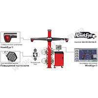 HUNTER Cтенд развал-схождения 3-D, 2 камеры Hawkeye® и ПО WinAlign® (WA310E+HS221ML1E) HUNTER