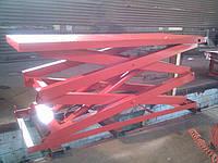 Подъемник гидравлический Docker 2500х1500мм, ход 3м