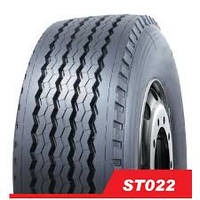 Грузовые шины SunFull ST022 22.5 385 K (Грузовая резина 385 65 22.5, Грузовые автошины r22.5 385 65)