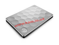 Жесткий диск Seagate Backup Plus Ultra Slim 2TB STEH2000200 2.5 USB 3.0 Platinum (STEH2000200)