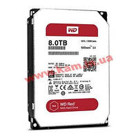 "Жесткий диск Western Digital Red Pro 8TB 7200rpm 128MB WD8001FFWX 3.5"" SATA III (WD8001FFWX)"
