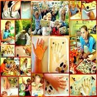 Детские наборы для лепки из гипса и глины