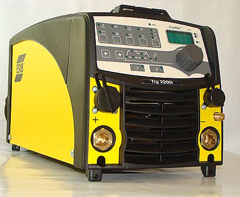 Сварочный инвертор Caddy Tig 2200i DC