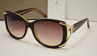 Женские солнцезащитные очки Dior D1393 коричневый цвет, фото 1