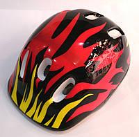 Универсальный детский шлем  для роликов, велосипеда, скейта и самоката.