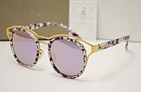 Женские солнцезащитные очки Dior Metallic 2, фото 1