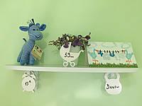 Фигурки для детской метрики №3 заготовки для декупажа и декора