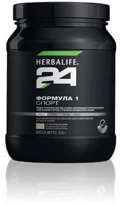 Herbalife24-протеиновый коктейль Формула-1 Спорт