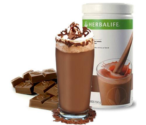 Коктейль Шоколад - Формула 1 от Гербалайф