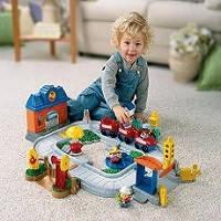 Железные дороги для детей