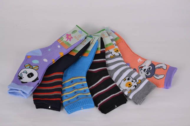 Носки детские махровые на девочку р.10-12 лет (CD001/1 )   12 пар, фото 2