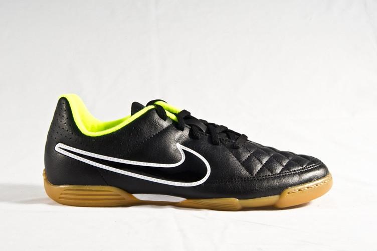 810f76b40724b2 Детская футбольная обувь (футзалки) Nike Tiempo Rio II IC Jr , фото 2 ...