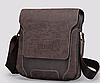 Чоловіча шкіряна сумка Polo Оксфорд