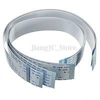 Гибкий шлейф 300mm AWM 20624 80C 60V VW-1 40Pin 0.5 Pitch FFC Flexible Flat Cable Lead