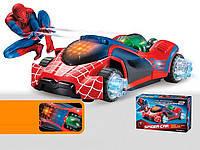 Машина Spider man