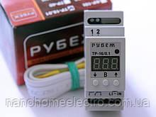 Терморегулятор на DIN-рейку TP-16.01