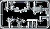 Цивільні 30х 40х років 1/35 MiniART 38006, фото 3
