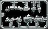 Цивільні 30х 40х років 1/35 MiniART 38006, фото 4