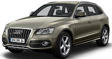 Пороги на Audi Q5 (c 2008--)