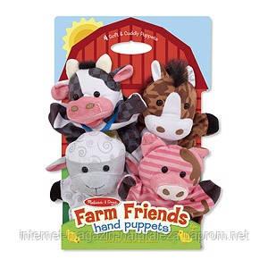 Кукольный театр Melissa&Doug Животные  ферма, фото 2