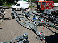 Прицеп для катера до 1т длиной до 5,8м.