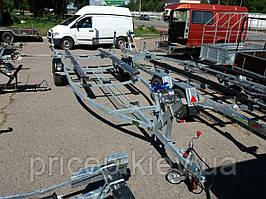 Причіп для катера до 1т довжиною до 5,8 м