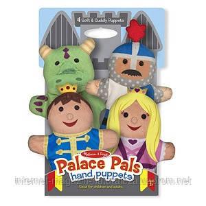 Кукольный театр Melissa&Doug Королевская семья