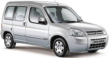Пороги на Citroen Berlingo (1996-2008)