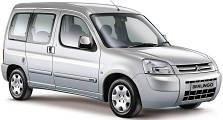 Пороги на Citroen Berlingo (1996-2008)