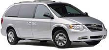 Пороги на Chrysler Voyager (2001-2008)
