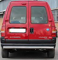 Защита заднего бампера на Citroen Jumpy (1995-2007)