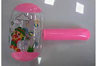 Надувная игрушка молоток средний, 34 см (ОПТОМ) 2561