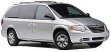 Пороги на Dodge Caravan (2001-2007)