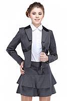 Школьная юбка для девочки  Твигги   44-48р