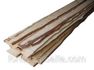 Доска обрезная 2 сорт 25 *150 мм, 3 м строительная, сосна