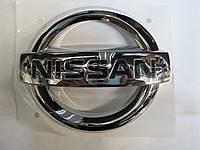Значок эмблема в решетку радиатора Nissan Maxima 2003-2006 новая оригинал