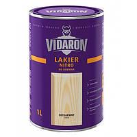 Лак нитро для дерева матовый  Vidaron