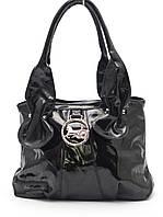 Черная лаковая женская сумка Tanta диз art. 5946, фото 1