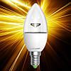 Светодиодная лампа EUROLAMP ЕКО CL 6W E14 прозрачная