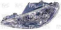 Фара левая Peugeot 206 Пежо 206