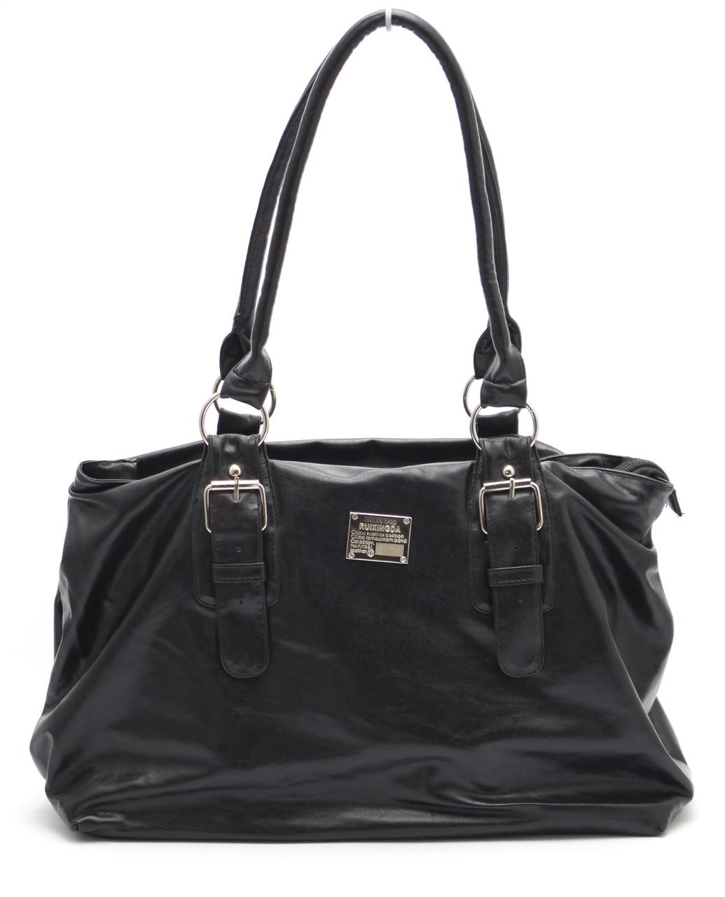 Объемная женская сумка  art. 9541