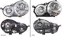 Фара левая Volkswagen Polo 5