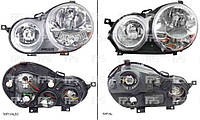Фара правая Volkswagen Polo 5 Фольцваген Поло 5