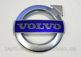 Эмблема значок в решетку радиатора Volvo XC70 2008-15 новый оригинал