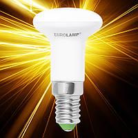 Светодиодная лампа EUROLAMP ЕКО R39 5W E14