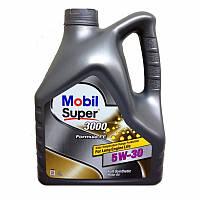 Моторное масло Mobil Super 3000x1 Formula-FE GSP 5W-30 (4л.)