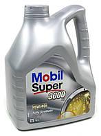Моторное масло Mobil FS X1 5W-40 (4л.)