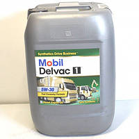 Моторное масло Mobil Delvac 1 LE 5W-30 (20л.)